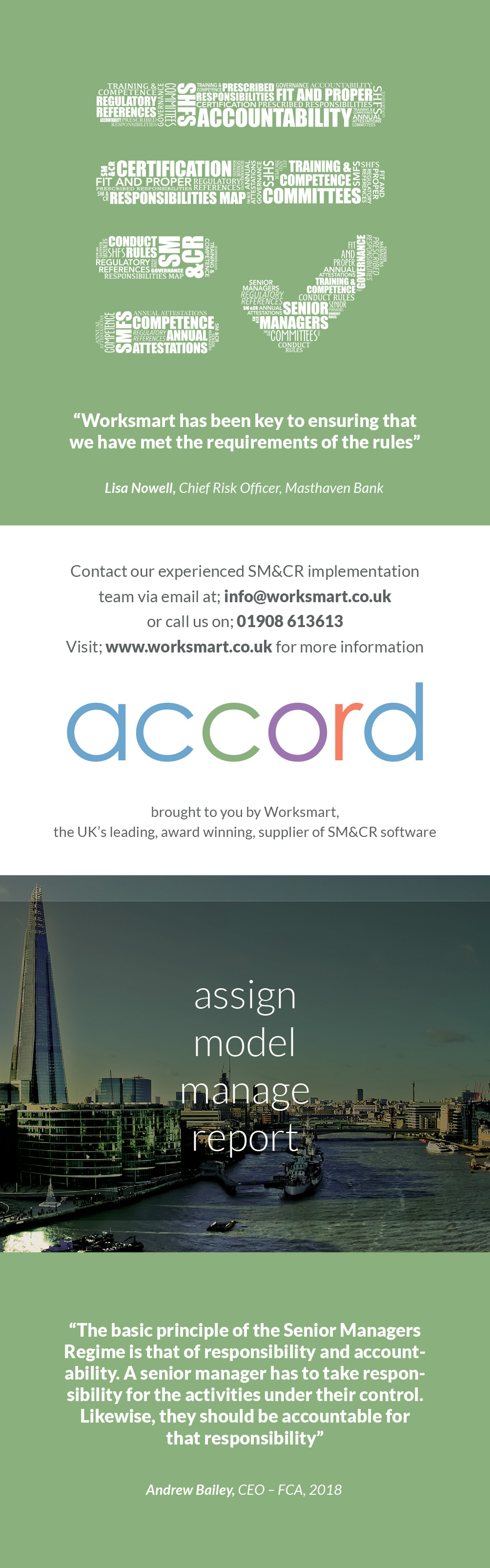Contact details for Worksmart